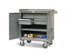 Four Drawer Tool Cart