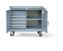Extra-Wide Tool & Maintenance Cart