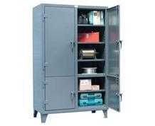 Four Compartment Storage Cabinet