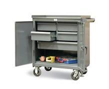 Five Drawer Tool Cart
