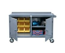 Double Shift Tool & Maintenance Cart