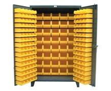 All-Bin Storage Cabinet