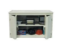 Bi-Fold Countertop Storage Cabinet