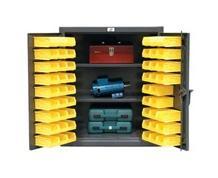 Countertop Bin Door Storage Cabinet