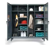 Double Shift Wardrobe Cabinet