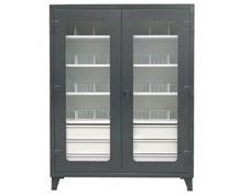 On-Site See-Thru Storage Cabinet