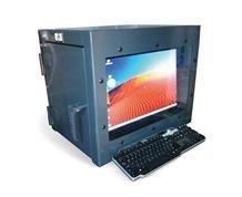 Small Desktop Computer Cabinet