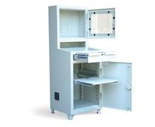 Topview Computer Cabinet For Flat Screen