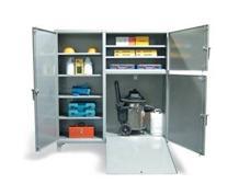 Vac Door All-Purpose Ramp Storage Cabinet