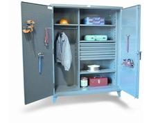 Wardrobe Cabinet with Four Drawers